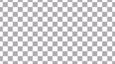 Bianco E Nero Sfondo Quadrato Orizzontale 4k Filmati Stock Clip