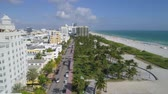 Miami South Beach Ocean Drive 4k 60p