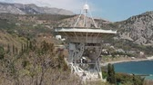 electromagnetic : Telescope Observatory. Highlands