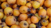 comida chinesa : Japanese medlar fruits