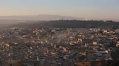 minarete : Fes City Morocco. Fes city overview