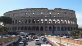 flavian : Rome, Italy - March 21, 2018: Colosseum or Coliseum, Colosseum or Coliseum