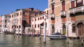 ponte : Buildings and Palaces in Venice Italy