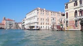 ponte : Buildings in Venice Italy. Slow motion 120 fps