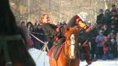 birtok : Cossacks on horses
