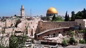 islam : Holy places in Jerusalem