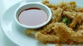 kalamar : Calamari - fried squid