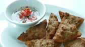 cooking : MINCED PORK ON TOAST