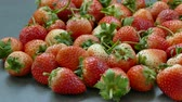 beslenme : Close up Fresh strawberry