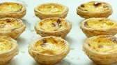 delicious food : Dessert Egg Tart