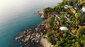 tajlandia : Aerial view of Koh Samui in Thailand