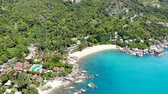thajsko : Aerial view of Koh Samui in Thailand