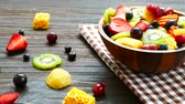 fruta tropical : Assorted and mixed fruits