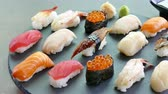 저녁 : Fresh Sushi - japanese food style