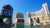 luksus : Venetian hotel and casino in Macau China
