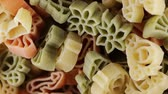 neapol : Pasta shapes