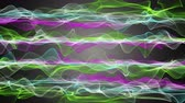 deformado : Fantastic video animation with wave object in motion, 4096x2304 loop 4K