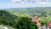 piemont : Diano dAlba in Piedmont region in Northern Italy.