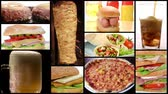 cooking : fast food composition