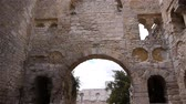 pilares : Ruined abbey or Jumieges, Normandy France, TILT