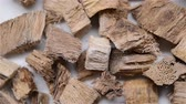medicina alternativa : Chinese herb of Puerariae Lobatae Radix or Lobed Kudzuvine Root Vídeos