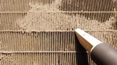 condicionador : vacuum cleaner cleaning dirty air filter
