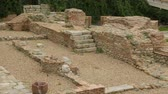 arkeolojik : Archeological ruins of Serdica in Sofia