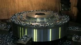 heavy metals : Workpiece processing on turning-and-boring lathe