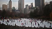 patim : Skating in Central Park - New York