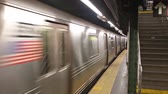 trein : Manhattan Subway