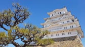 history : View of the Himeji castle, Hyogo, Japan
