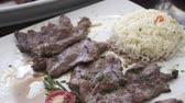 sıra : Zebra meat steak South Africa cuisine game meat