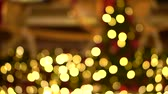 стол : Christmas bokeh light on tree beautiful night
