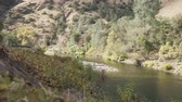 eastern sierra : gimbal up shot of merced river in daytime