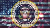 clinton : Seal of the President of USA,campaign election