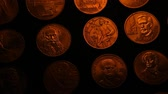 car : Old Russian Coins footage