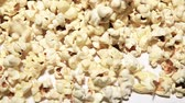 кино : pop corn background nobody hd footage