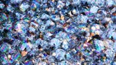 soap bubbles : soap bubbles natural stone background hd footage nobody