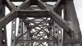 Steel Bridge Infrastructure - Junction Bridge - Little Rock, Arkansas USA