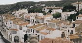 girona : Cadaques, Province Of Girona, Catalonia, Spain Stock Footage