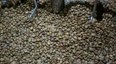 pieczeń : Coffee beans factory mixing