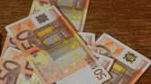 european currency : Counting money, Euros