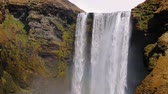 intocado : Waterfall in Iceland