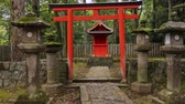 Small old Japanese Shrine