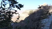 Grand Canyon panoramic view point
