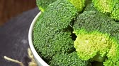 brocoli : Roterende Broccoli (loopable)