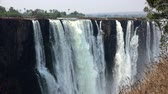 işe : Victoria Falls filmed on the Zimbabwe side as 4K UHD footage