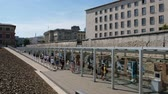 topografico : Berlin, Germany - June, 2019: People at Historical Museum, Topography of terror, Berlin, Berlin