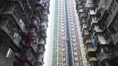 住宅 : skyscraper buildings, residential real estate, Hong Kong