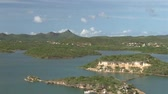holandia : Bay on Curacao